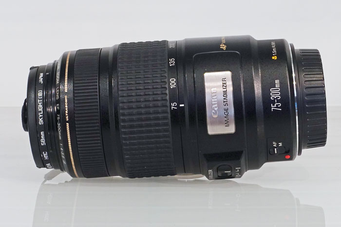 Canon EF 75-300mm 1:4 5.6 IS