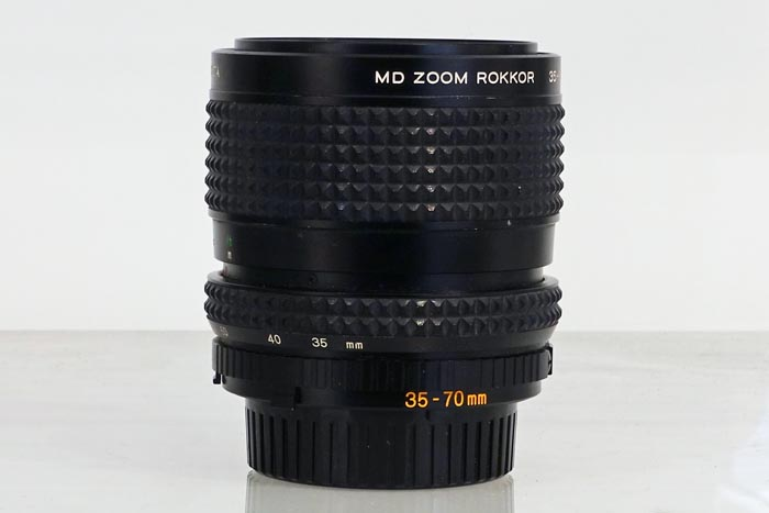 MD Zoom 35-70mm 3,5