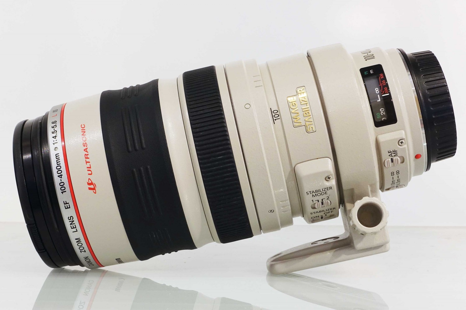 Canon EF 100-400mm 4,5-5,6 L IS USM